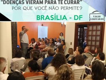 Nova turma de Formação em Consciência Sistêmica em Brasília!