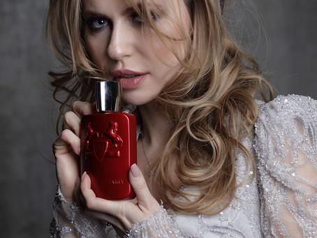 Parfumuri festive, cu valențe regale