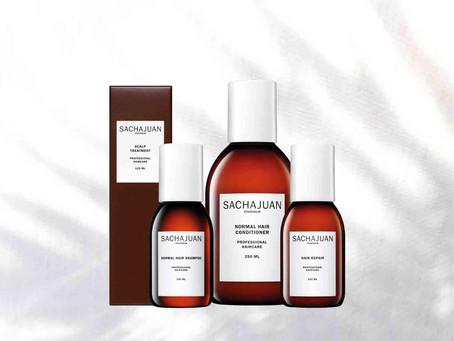 Ocean Silk Technology și frumusețea simplității cu produsele Sachajuan