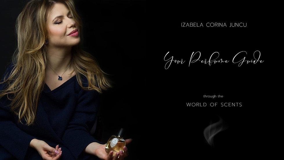   Perfume Consultant   Izabela Corina Juncu   Bucharest