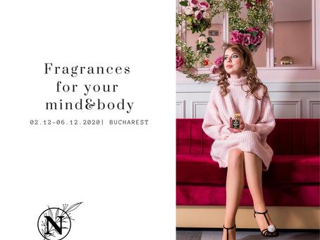Fragrances for your Mind&Body