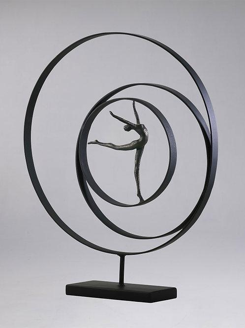 SautE Ballet Statue
