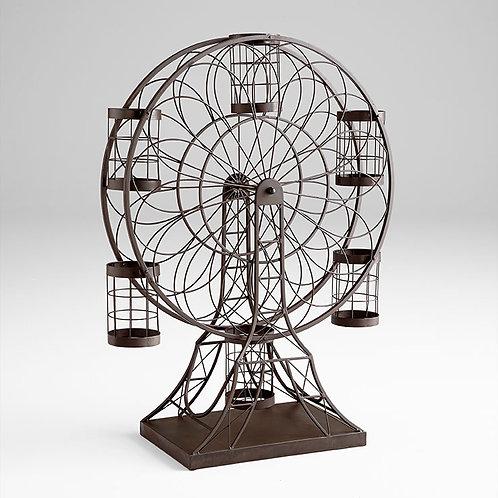 Ferris Wheel Wine Holder