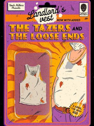 3 April Uncle Mothers - Landlords Vest J