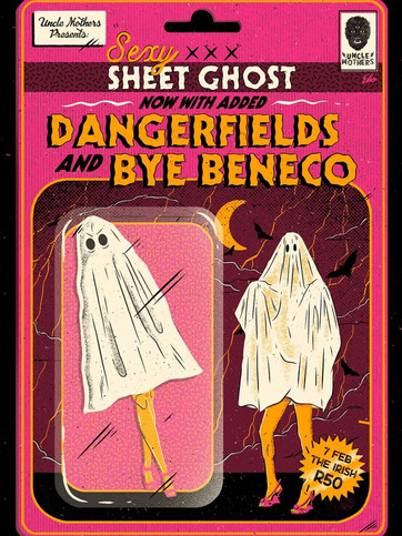 7 Feb Uncle Mothers - Sexy Sheet Ghost J
