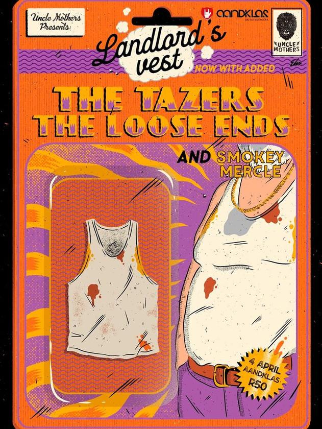 4 April Uncle Mothers - Landlords Vest P