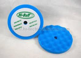 "Pad - 8"" Blue Waffle Foam (2pk)"