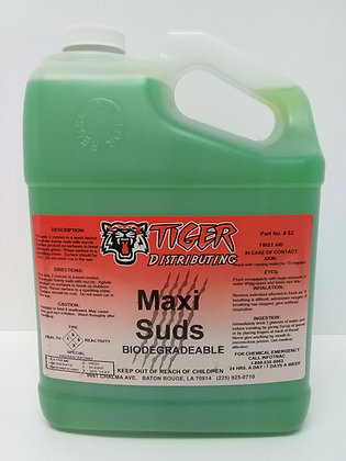 Maxi Suds Car Soap by Tiger Distributing