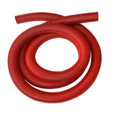 "Vac Hose 2"" - Red; 15 feet ($3.50/ft.)"