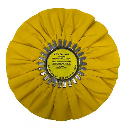 "Yellow Airway Mill Treat 10"""