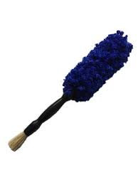 Two-Way Dash Brush - Blue