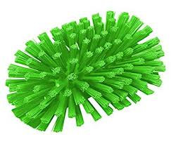 Round Truck Brush - Green