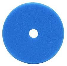 """Pad - Uro-Tec  7"""" x 1.25""""  dark blue foam pad - random orbital"""