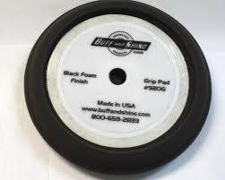 Pad - Foam Pad Black
