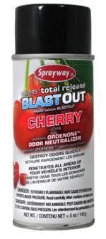 Odor Bomb - Blast Out Cherry