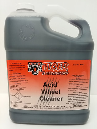 Acid Wheel Cleaner by Tiger Distributing