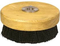 Round Upholstery Brush