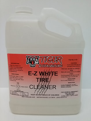EZ White Tire Cleaner