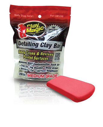 Clay - Heavy Cut (Red)