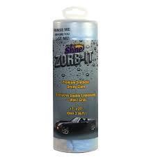 "Chamois - Zorb-It Drying Cloth 17"" x 27"" Blue"