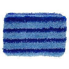 Sponge - Scrub Sponge with Blue Microfiber