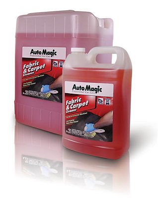 Fabric and Carpet Cleaner