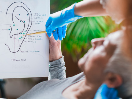 La réflexologie auriculaire, bizarre ?