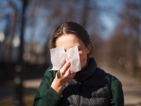 Allergies ? Et si la réflexologie vous aidait ?