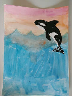 orca splash!