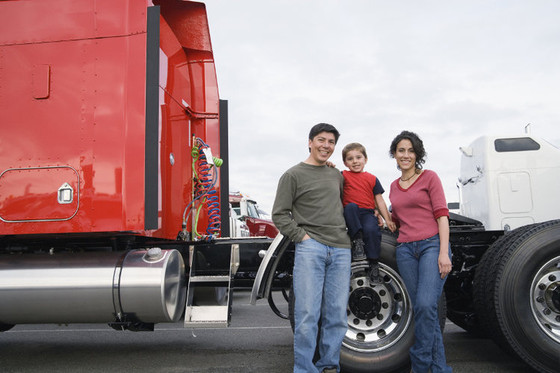 Can truck drivers have a passenger?    6 questions truck drivers keep asking