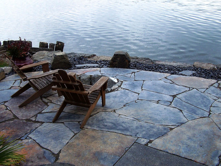 Fire Pits and Patios for Summer