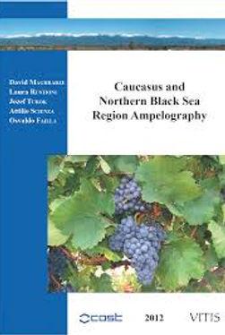 Caucasus and northern Black sea ampelogr