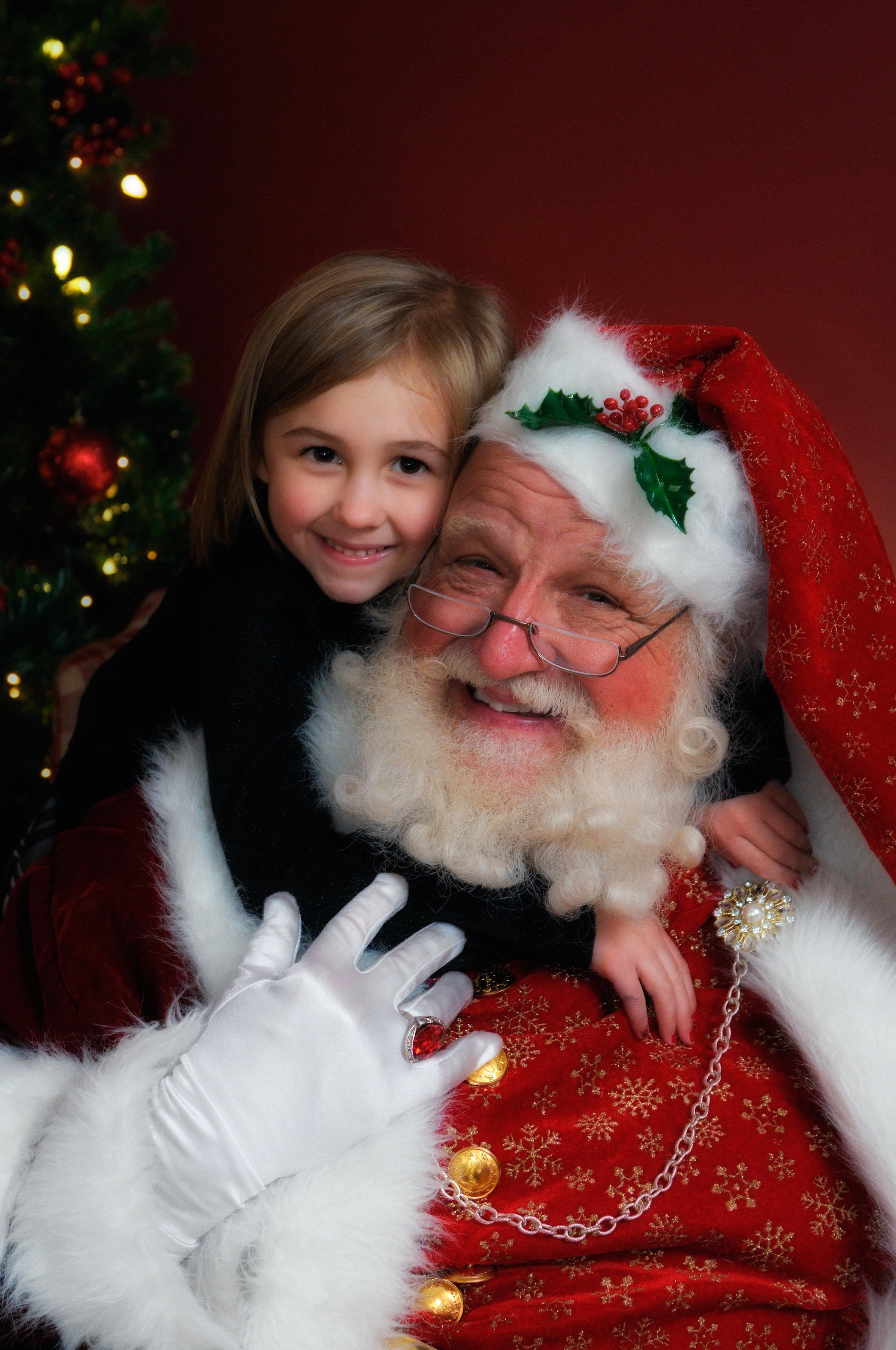 Santa's Hug