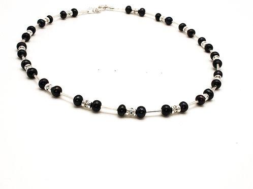 Perle halskæde