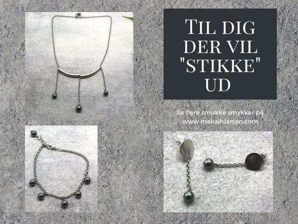 Unisex smykker