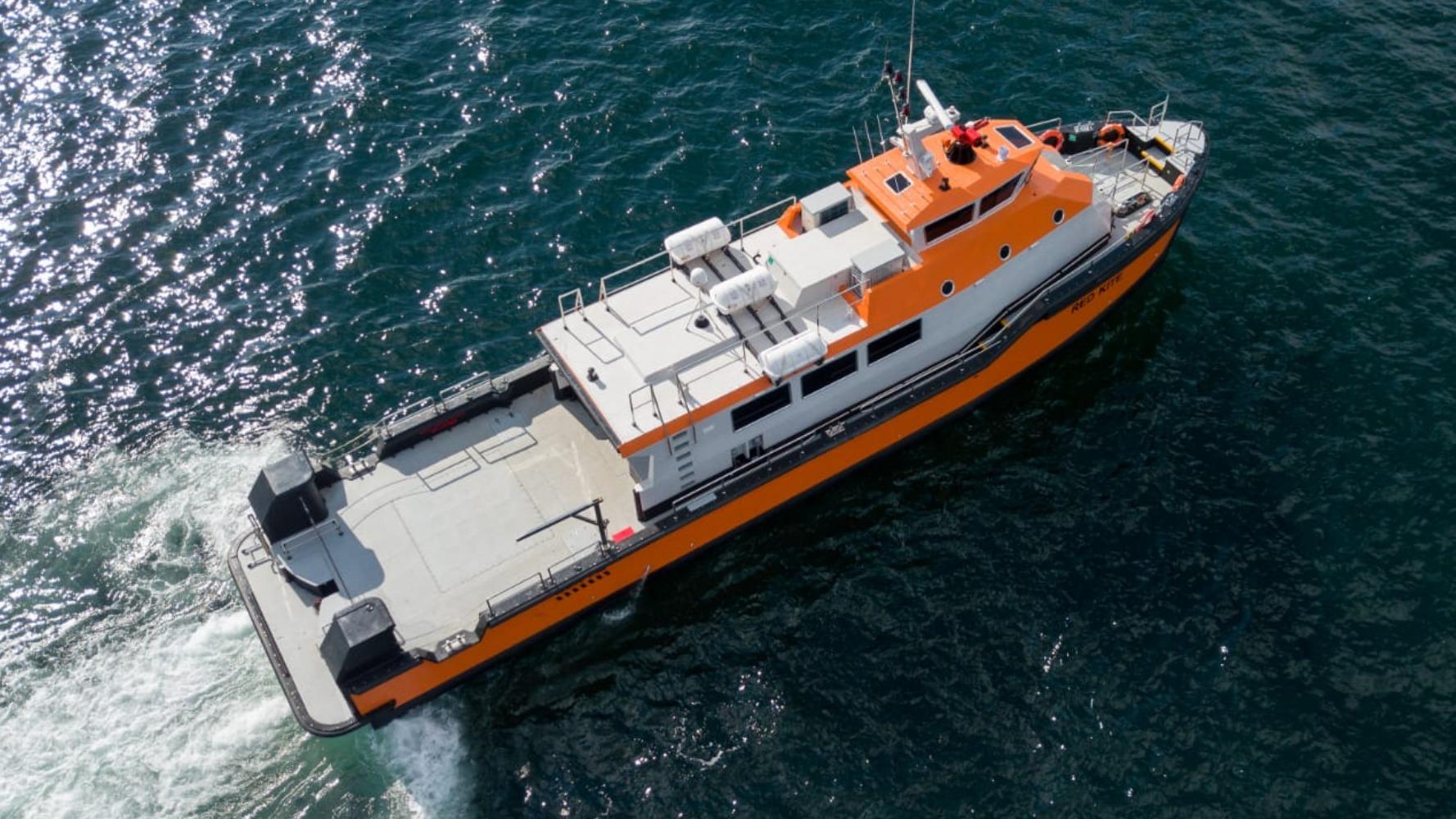 Class A Crew Boat