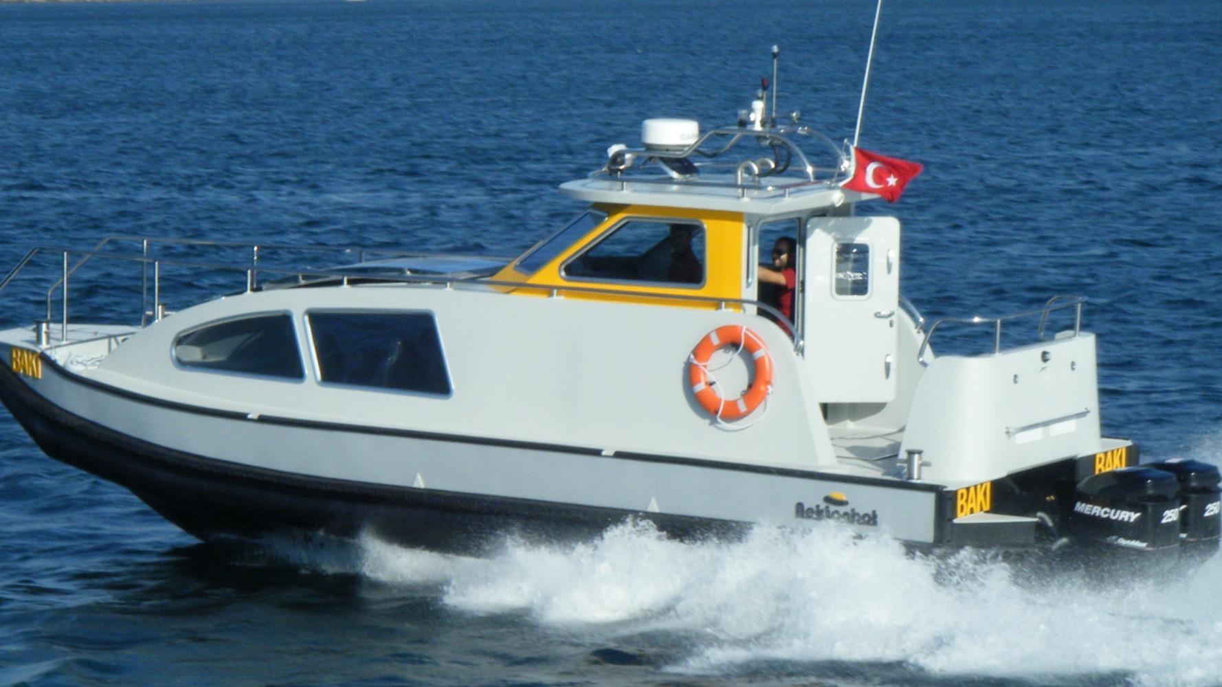 11 m Patrol Boat