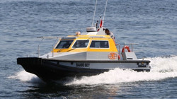 Class C Service Boat
