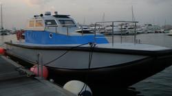 14 m Patrol Boat