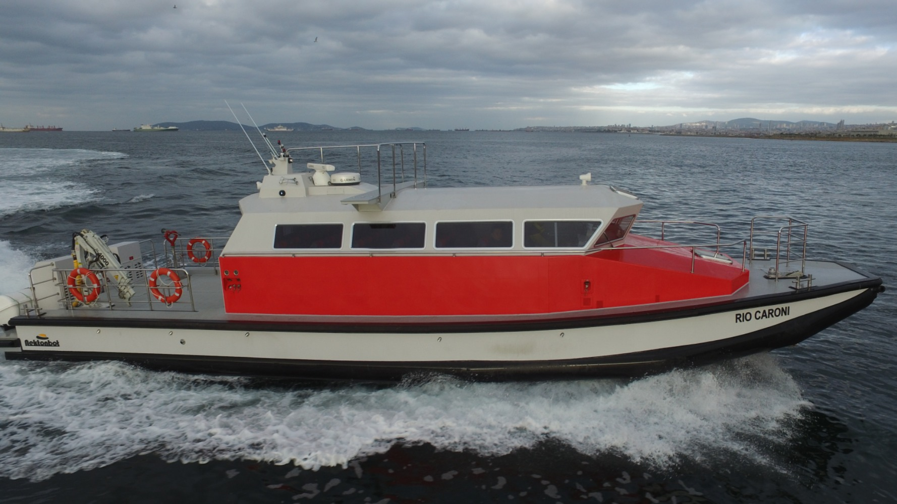 Class B Crew Boat
