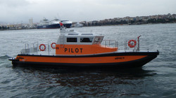 Class B Pilot Boat