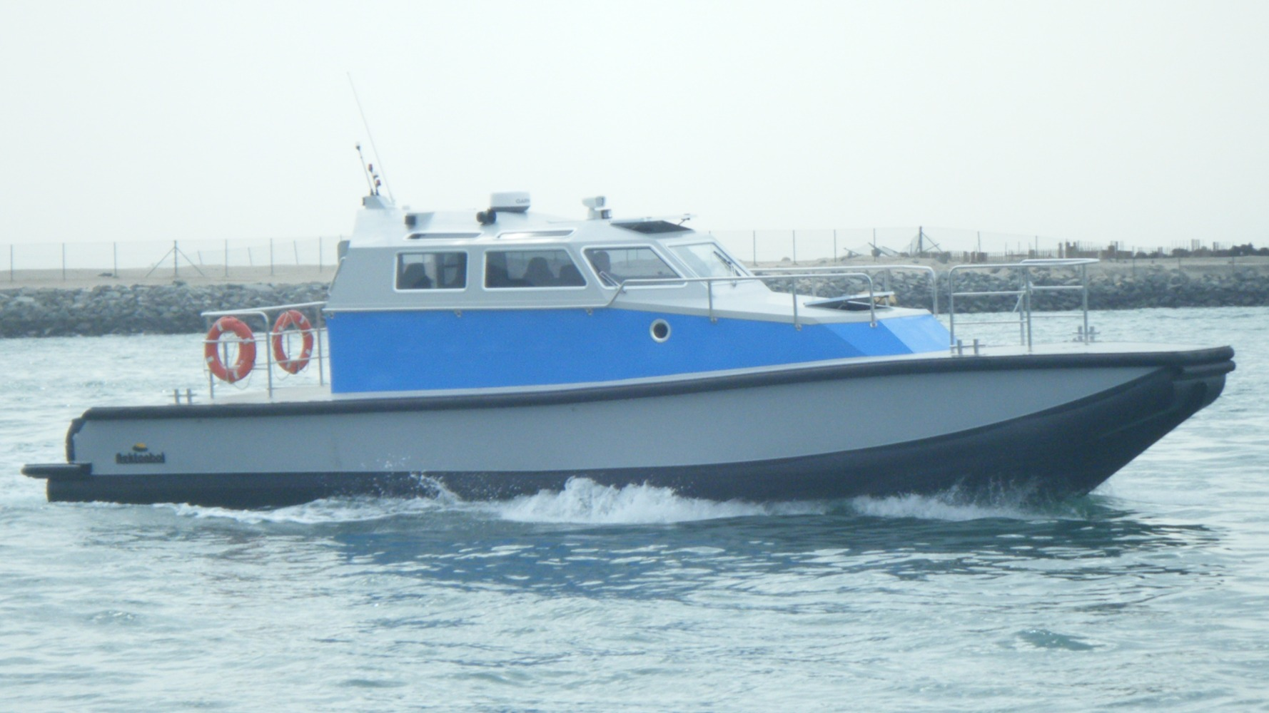 Class B Patrol Boat