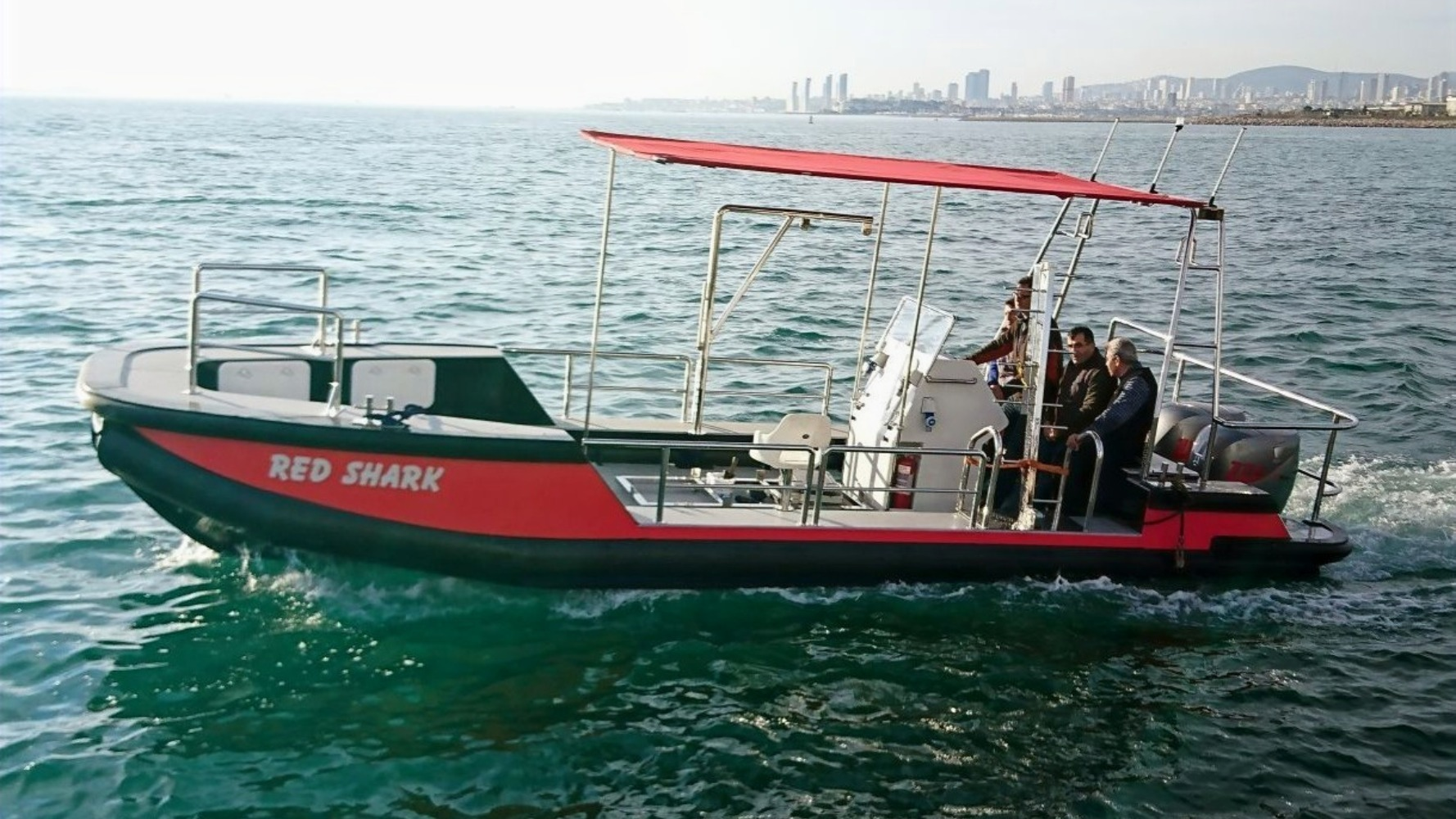 Class C Diving Support Boat