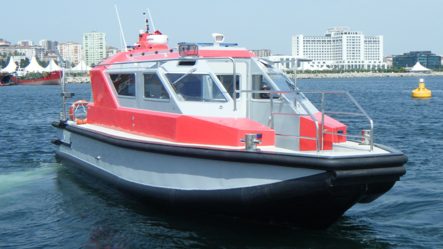 13 m Ambulance Boat