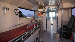 13 m Ambulance Boat