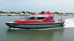 Class C Ambulance Boat