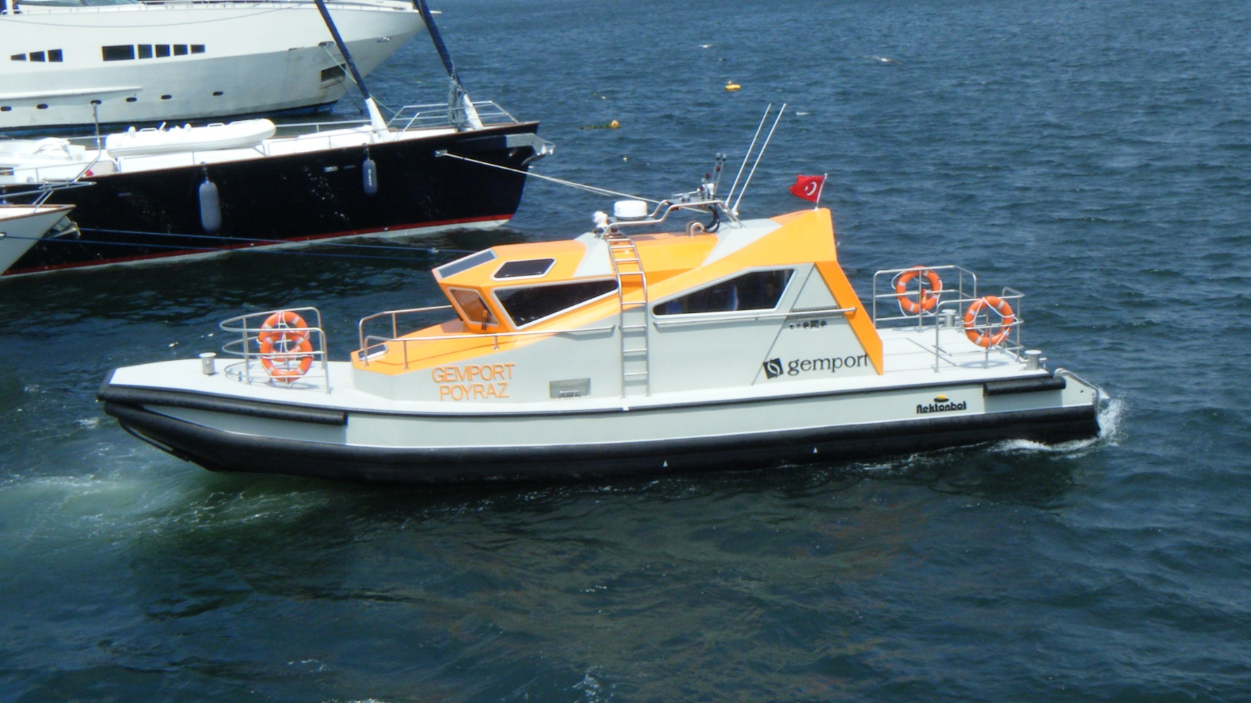 14 m Pilot Boat