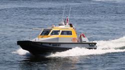 9 m Ship Chandling Boat