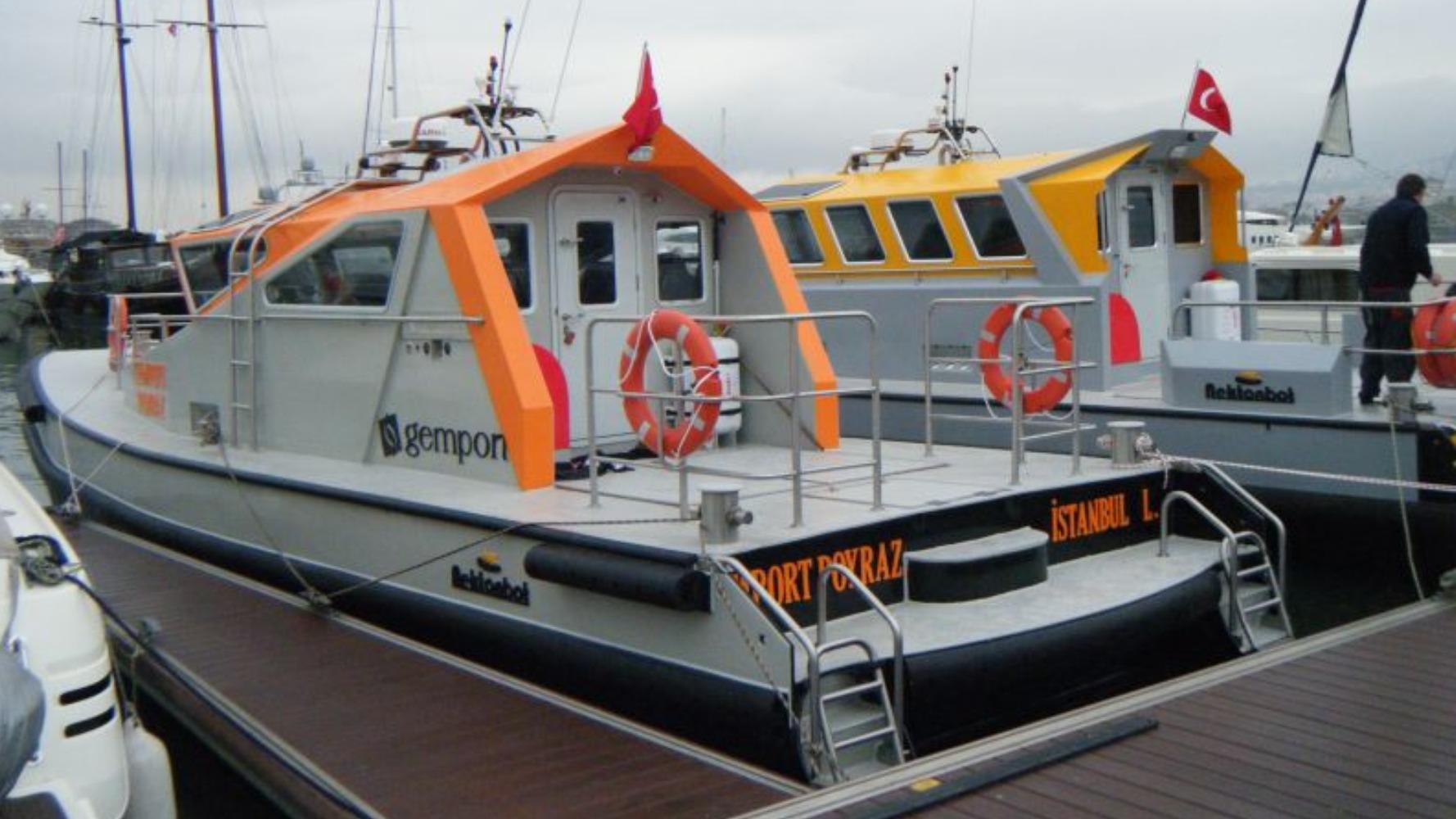 14 m Pilot Boats