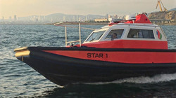 12 m Port Security Boat